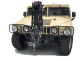 Unmanned Ground Vehicle powered by the Pronto4 system